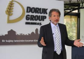 Doruk Group wheat producer