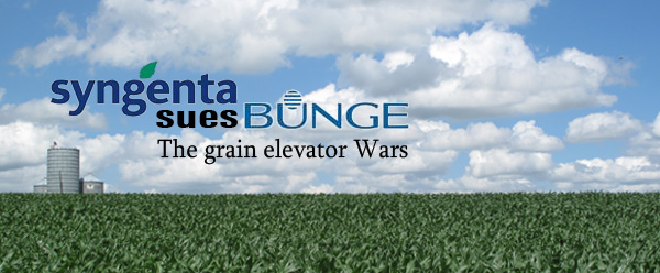 Bunge sued over biotech corn ban